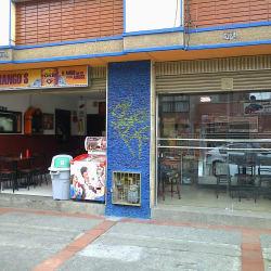 Mango's en Bogotá