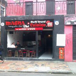 Magna ClubWorld Travel Cuisine en Bogotá
