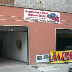 Alineación y Balanceo de Automotores en Bogotá