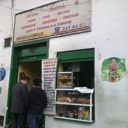 Americas Sandwich en Bogotá