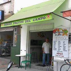 Araza Frutos del Campo en Bogotá