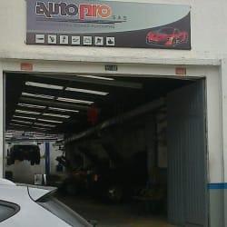Autopro SAS en Bogotá