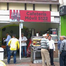Cafetería Móvil 5122 en Bogotá