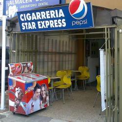 Cigarrería Star Express en Bogotá