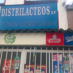 Distrilacteos SF en Bogotá