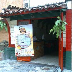 El Tesoro Paisa Restaurante en Bogotá