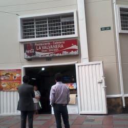Restaurante y Cafetería La Valvanera en Bogotá