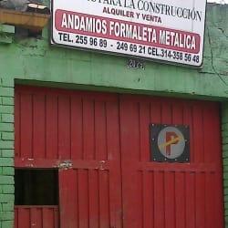 I.R Ltda en Bogotá