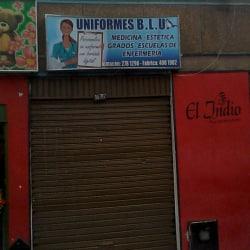 Uniformes BLU en Bogotá