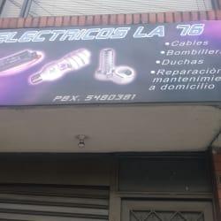 Eléctricos la 76  en Bogotá
