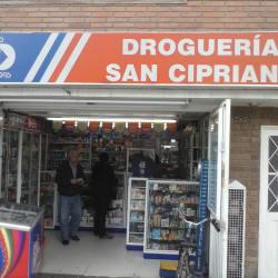 Droguería San Cipriano  en Bogotá