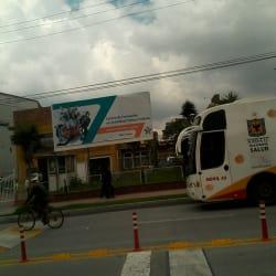 Centro de Formación en Actividad Física y Cultura Sena en Bogotá