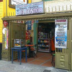 Cigarrería Cafetería El Condor en Bogotá
