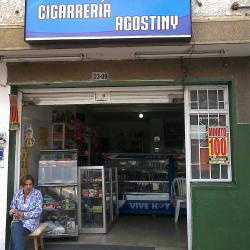 Cigarrería Agostiny en Bogotá