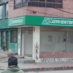 Servientrega Calle 12 en Bogotá