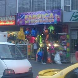 Kaminski en Bogotá