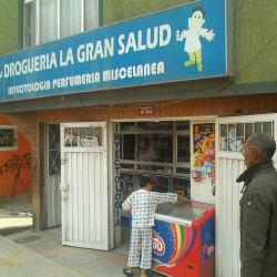 Droguería la Gran Salud en Bogotá