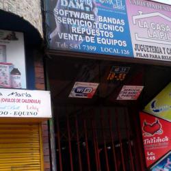 Comunicaciones Dam en Bogotá