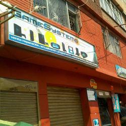 Gamesystems en Bogotá