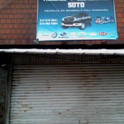 Talleres y Lubricantes Soto en Bogotá