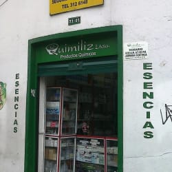 Quimiliz Ltda en Bogotá