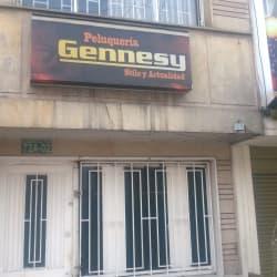 Peluquería Genesi Estiloy Actualidad en Bogotá