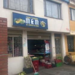 Frutas y Verduras M y M en Bogotá