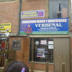 Consultorio medico y odontologico verbenal en Bogotá