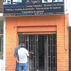 Arte Ligero en Bogotá