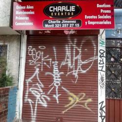 Charlie en Bogotá