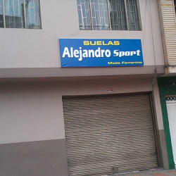 Suelas Alejandro Sport en Bogotá