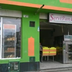 Servipan J.S en Bogotá