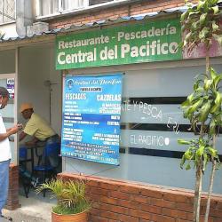 Restaurante Pescadería Central del Pacífico en Bogotá