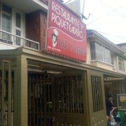 Restaurante Piqueteadero Luz y Sabor  en Bogotá