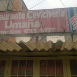 Restaurante y Cevichería Umaña en Bogotá