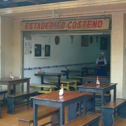 Estaderito Costeño en Bogotá