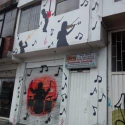 Sonido Tinto  en Bogotá