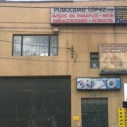 Publicidad Lopez Ltda en Bogotá