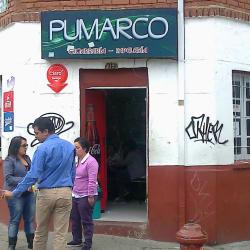 Pumarco en Bogotá