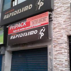 Pripack en Bogotá