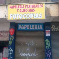 Papelería Variedades y Algo Más en Bogotá