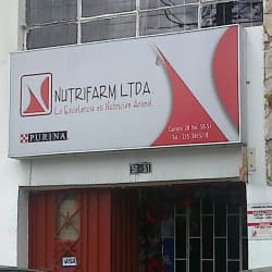 Nutrifarm Ltda en Bogotá