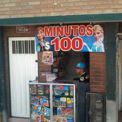 Minutos 100 en Bogotá