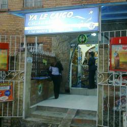 Ya le Caigo Cigarrería en Bogotá