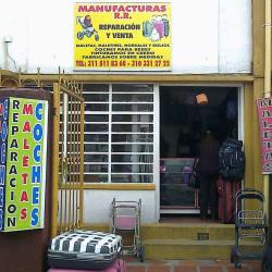 Manufacturas R.R en Bogotá
