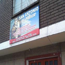 San Antonio De Padua en Bogotá