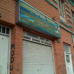 Rapicopias Omar en Bogotá
