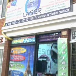 Punto Laser en Bogotá