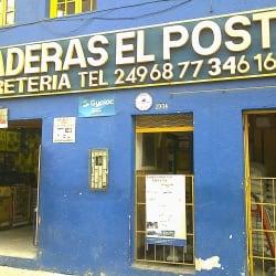 Maderas El Poste en Bogotá