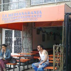 La Media Naranja Frutyrestaurante en Bogotá